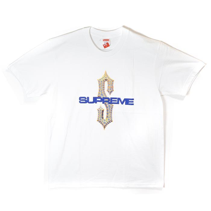 b7303ca89efb PALM NUT: Supreme / シュプリーム Diamonds Tee / diamond T-shirt White / white  white 2018SS domestic regular article old and new things product | Rakuten  ...