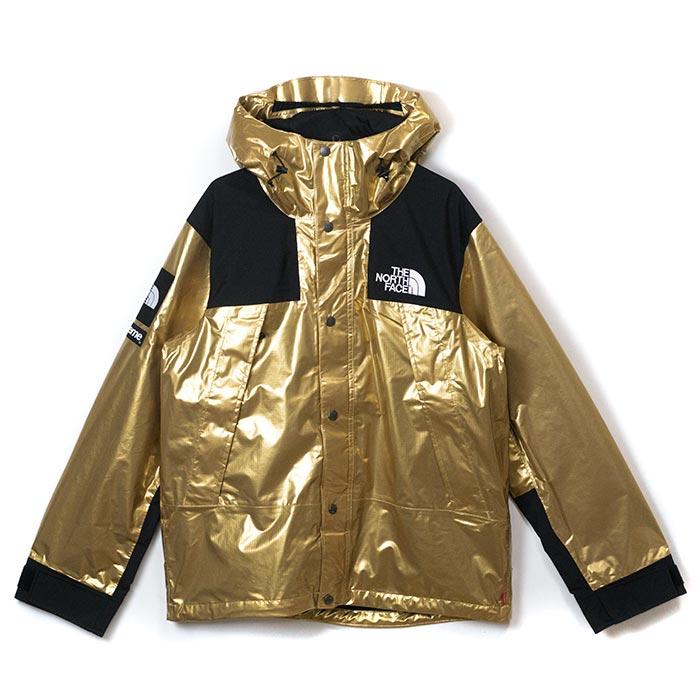 025427e74 Supreme X The North Face / シュプリーム X ザノースフェイス Metallic Mountain Parka /  metallic mountain parka GOLD / gold gold 2018SS ...