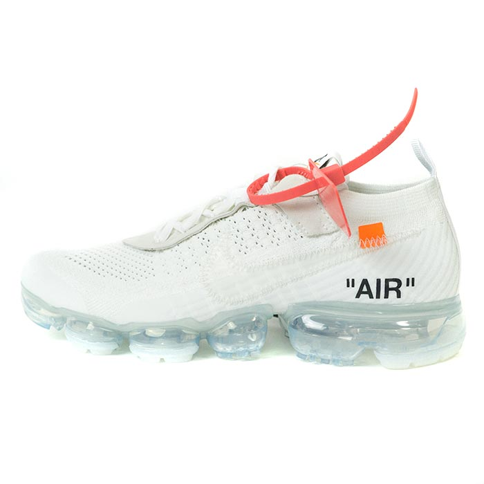 aa9f70af953a Domestic regular article 2018SS OFF-WHITE VIRGIL ABLOH X NIKE THE 10 AIR  VAPORMAX FLYKNIT White Total Crimson-Black  AA3831-100