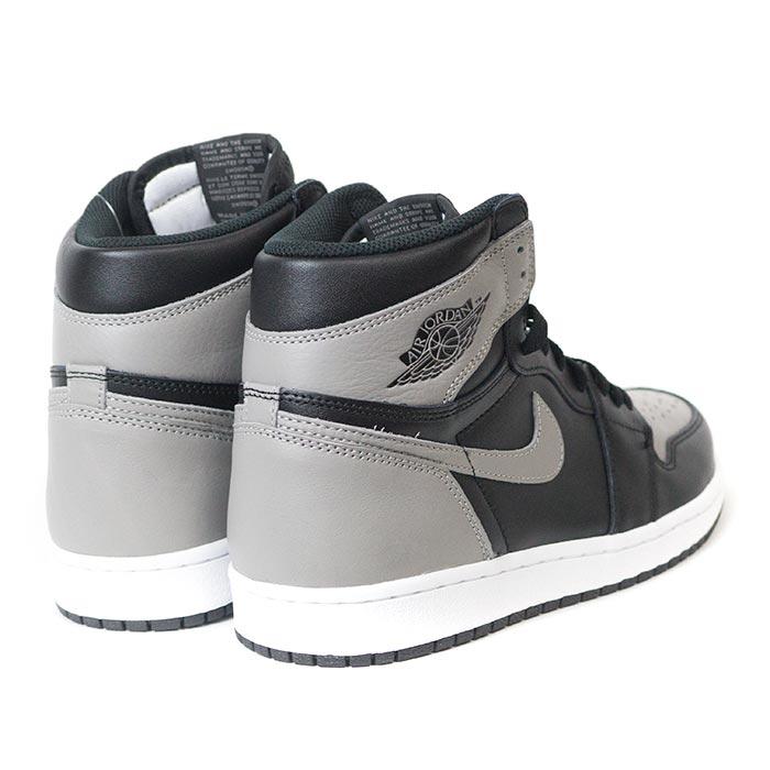 24aa0f10ae3 PALM NUT  NIKE   Nike AIR JORDAN 1 RETRO HIGH OG SHADOW   Air Jordan ...