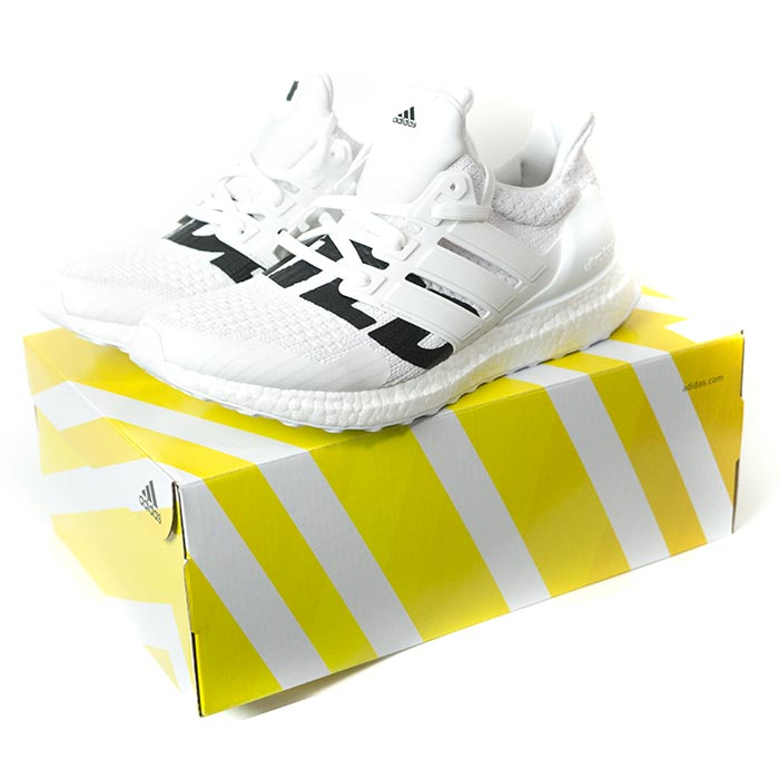317cfb0b84f7c Old and new things article with adidas x UNDEFEATED   Adidas Andy fee Ted ULTRA  BOOST WHITE   ultra boost white White White Ftr White   white  BB9102  ...