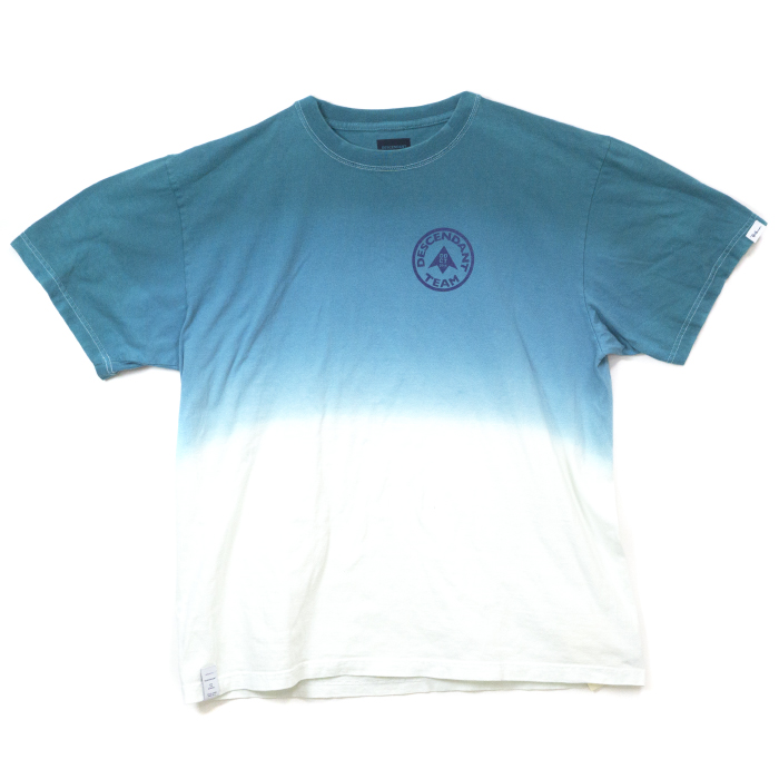 DESCENDANT / ディセンダントExclusive for Ron Herman / エクスクルーシブ フォー ロンハーマンDDCT Tee / TシャツBLUE / ブルー 青 逗子マリーナ店限定2018SS 国内正規品 タグ付き 新古品【中古】