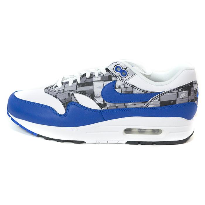 Bluewhite Nike Blue Atto 1 Mos Max Atmos Air X White rCxodBe