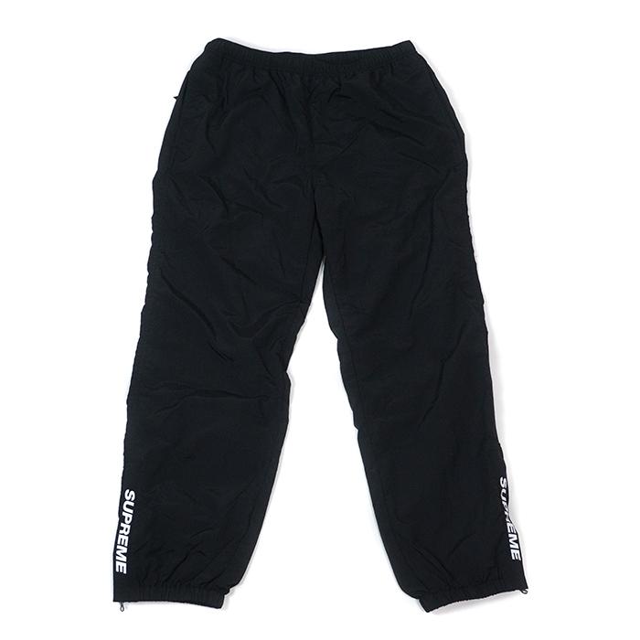 Supreme / シュプリームWarm Up Pant / ウォーム アップ パンツBLACK / ブラック 黒 2018SS 国内正規品 新古品【中古】