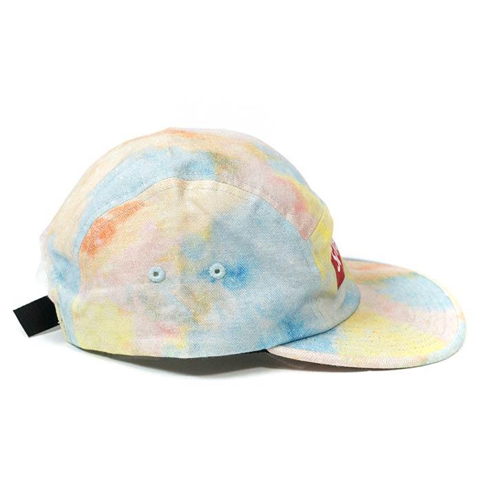 cc6ce5f7 PALM NUT: Supreme / シュプリーム Multicolor Denim Camp Cap ...