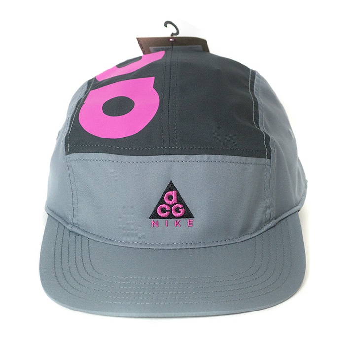 NIKE   Nike ACG Cap   cap Grey   gray ash 2018SS domestic regular article  old and new things product 4c8dff90aab