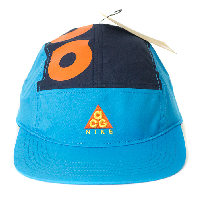 NIKE   Nike ACG Cap   cap Blue   blue blue 2018SS country regular article  old and new things product 3386b7d0e97