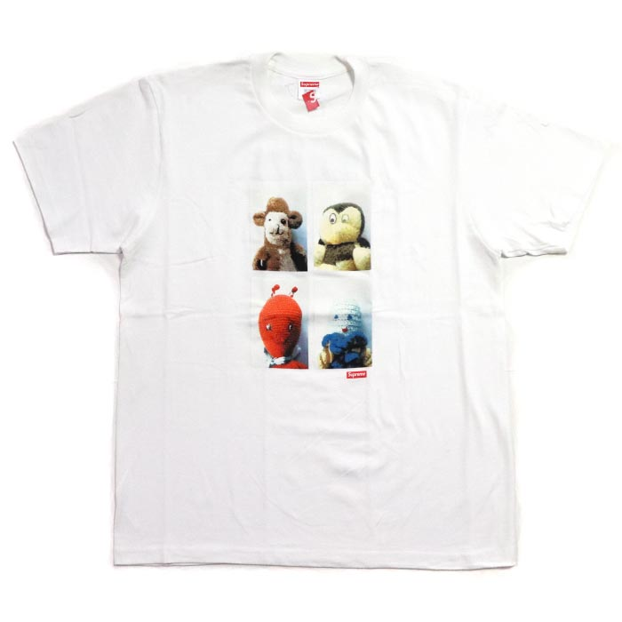 0c702b79737b PALM NUT: Supreme x Mike Kelley / シュプリームマイクケリー Ahh ... Youth! Tee / use T- shirt White / white white 2018AW domestic regular article old and new ...