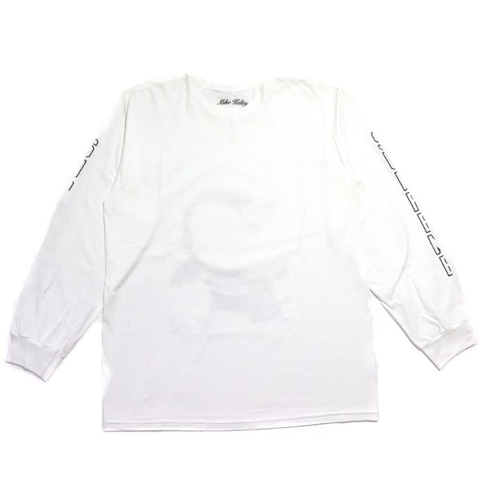 3444960ab5f Supreme x Mike Kelley   シュプリームマイクケリー Ahh ... Youth! L S Tee   use Longus  Reeve T-shirt White   white white 2018AW domestic regular article old ...