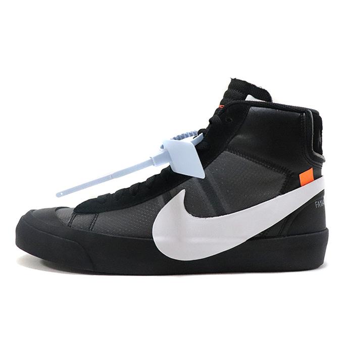 OFF WHITE VIRGIL ABLOH X NIKE off white Virgil horsefly low x Nike Blazer Mid