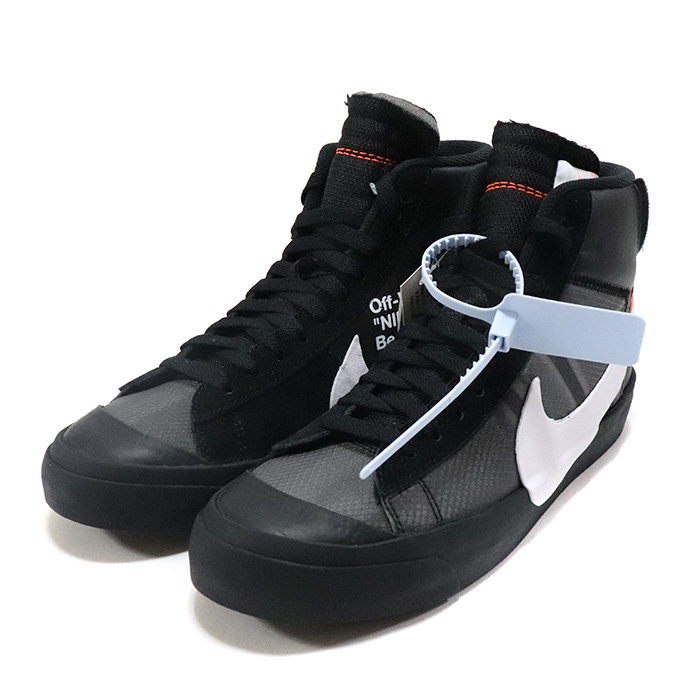 size 40 4f561 02357 OFF-WHITE VIRGIL ABLOH X NIKE / off-white Virgil horsefly low x Nike Blazer  Mid