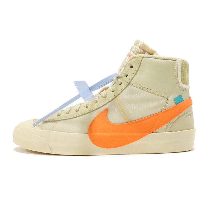new style 0972f 183da OFF-WHITE VIRGIL ABLOH X NIKE / off-white Virgil horsefly low x Nike Blazer  Mid