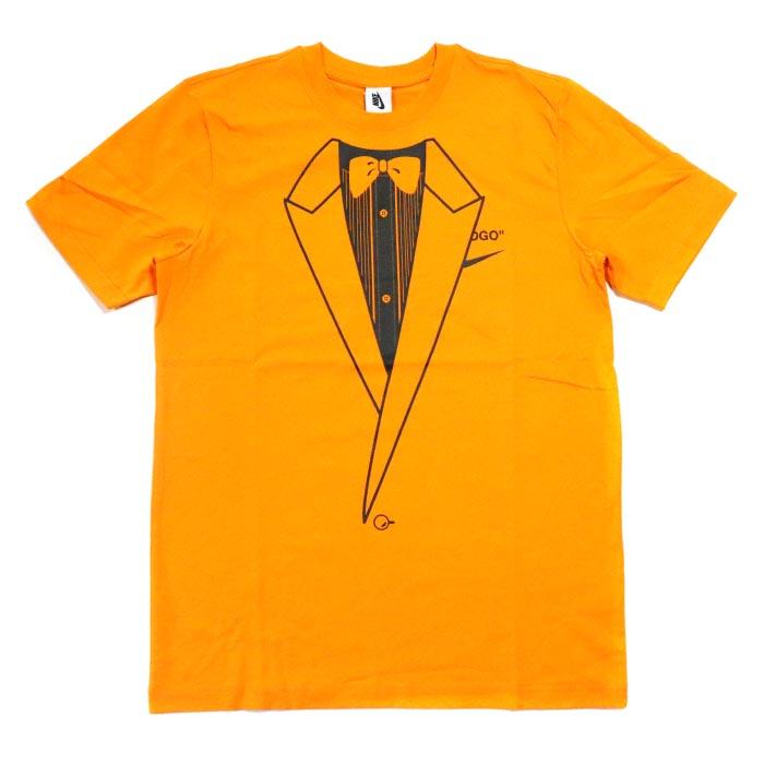 OFF-WHITE VIRGIL ABLOH X NIKE   off-white Virgil horsefly low x Nike M NRG  A6 TEE   T-shirt Orange  orange bitter orange 2018AW domestic regular  article old ... 3be7ab059568