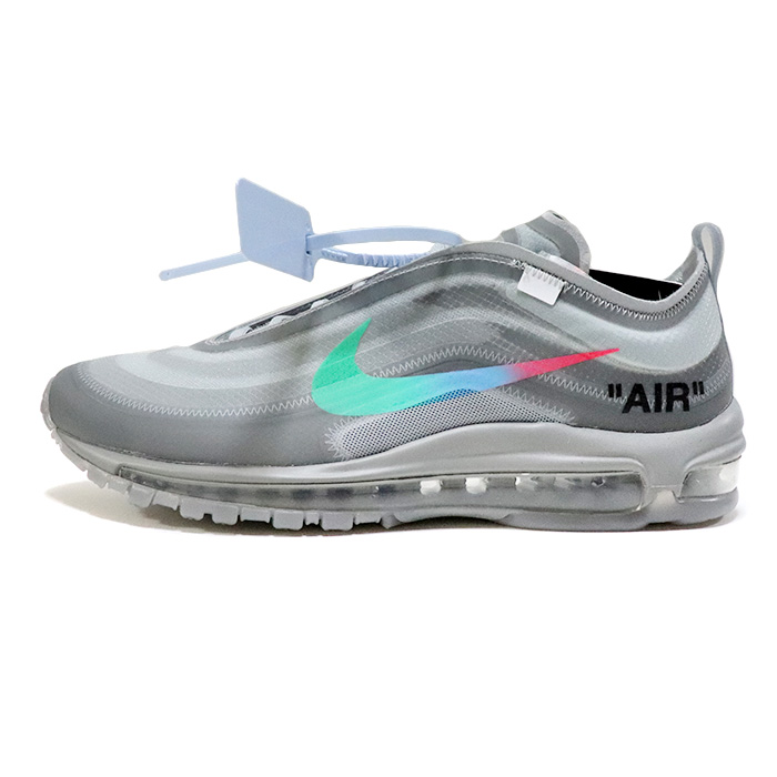 OFF-WHITE VIRGIL ABLOH X NIKE / off-white Virgil horsefly low x Nike AIR  MAX 97