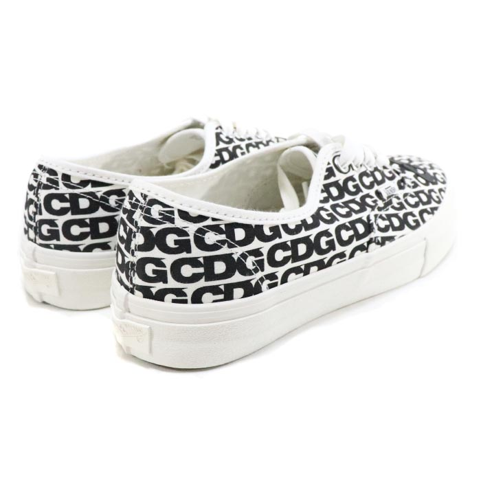 9e78ed03eaed CDG COMME des GARCONS X VANS   コムデギャルソンバンズ AUTHENTIC   authentic WHITE  white  white 2018AW domestic regular article old and new things product