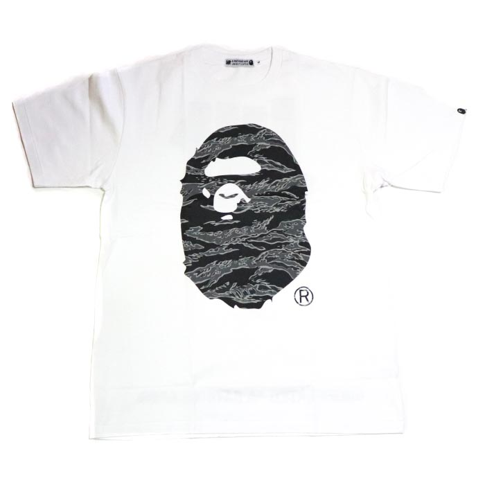 77f8f944 PALM NUT: A BATHING APE BAPE x UNDEFEATED / ベイシングエイプベイプ x Andy fee Ted TEE  / T-shirt WHITE / white white 2018AW domestic regular article old and ...
