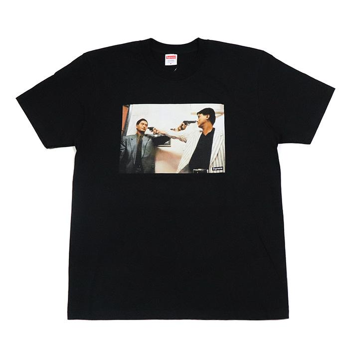 Supreme / シュプリームThe Killer Trust Tee / ザ キラー トラスト TシャツBlack / ブラック 黒2018AW 国内正規品 新古品【中古】