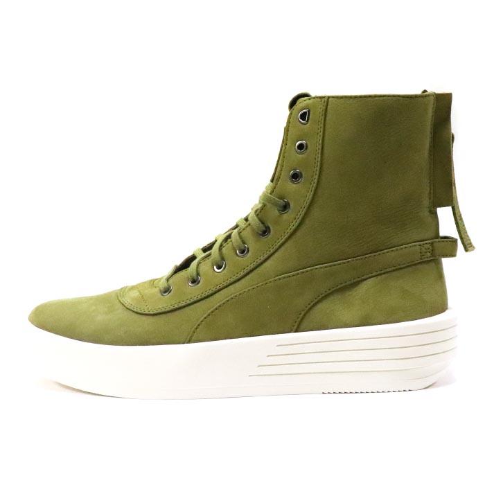 puma xo green