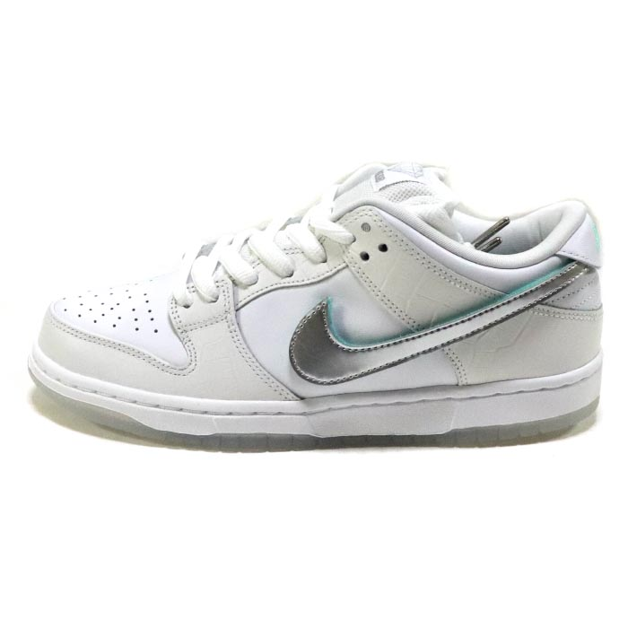 2f2e6d4ca2a NIKE   Nike DUNK LOW PRO SB DIAMOND SUPPLY CO TIFFANY WHITE 2018   ダンクロープロエスビーダイアモンドサプライシーオーティファニー White Chrome-Black-Tropical ...