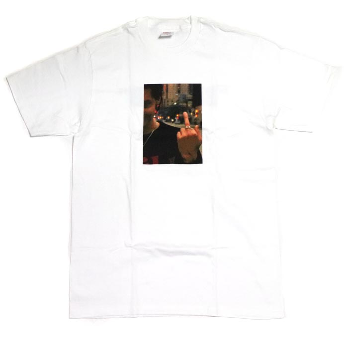 Supreme / シュプリームBlessed DVD & Tee / ブレッシド ディーブイディー アンド TシャツWhite / ホワイト 白2018AW 正規品 新古品【中古】