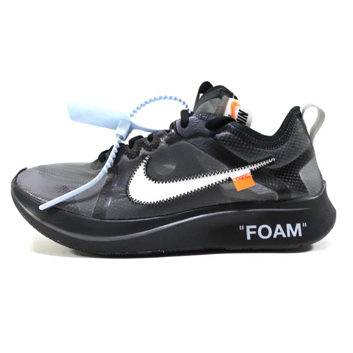 Product Information. See the original Japanese page. Domestic regular  article 2018AW OFF-WHITE VIRGIL ABLOH X NIKE ZOOM FLY SP BLACK c6d2c3f5b