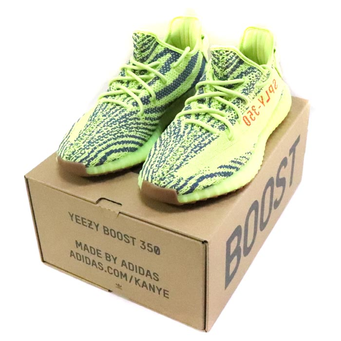 separation shoes a8c37 ca22c adidas Originals by KANYE WEST / Adidas original Kanie waist YEEZY BOOST  350 V2 SEMI FROZEN YELLOW/ easy boost cicada frozen yellow SEMI FROZEN ...