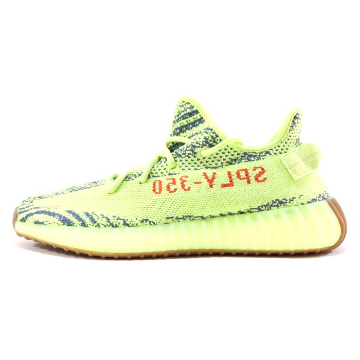 941dc3b2e adidas Originals by KANYE WEST YEEZY BOOST 350 V2 SEMI FROZEN YELLOW SEMI FROZEN  YELLOW RAW STEEL-RED  B37572