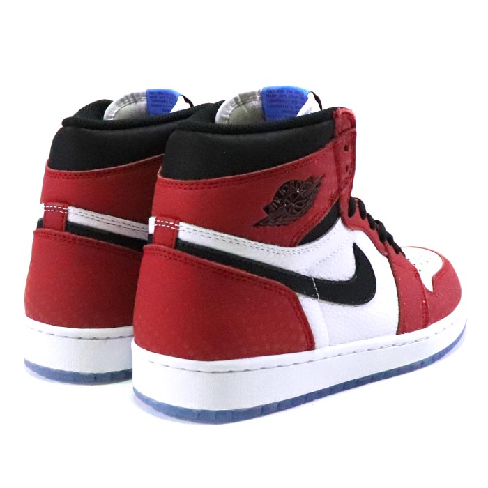 huge discount f0458 4857c 2018 SPIDERMAN X NIKE / Spider-Man Nike AIR JORDAN 1