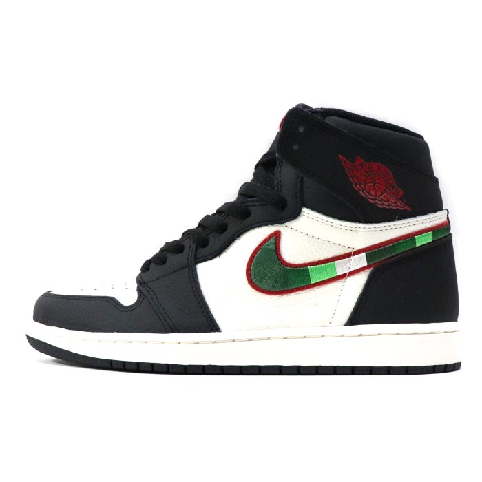 100% authentic sneakers for cheap look good shoes sale 2018 NIKE / Nike AIR JORDAN 1 SPORTS ILLUSTRATED A STAR IS BORN / Air  Jordan 1 sports illustration lei Ted aster is Vaughn ...