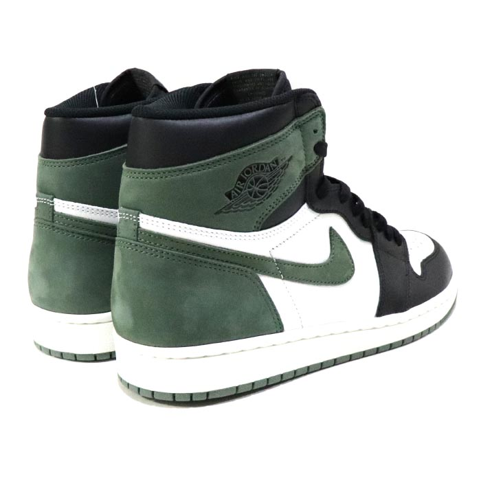bf2c267e2f7 All 2018 NIKE   Nike Air Jordan 1 Retro High OG ALL THOSE AWARDS   Air  Jordan 1 nostalgic high dzo hours Summit White Black-Clay Green  summit  white black ...
