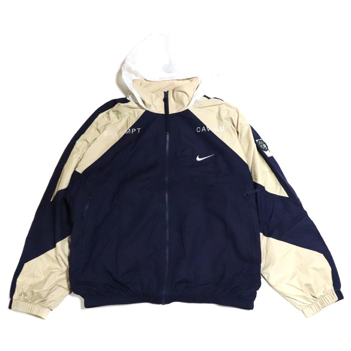 a60f16b91b PALM NUT: NIKE X C.E / Nike sea E TRACK JACKET / truck jacket NAVY / navy  dark blue 2018AW domestic regular article old and new things product |  Rakuten ...