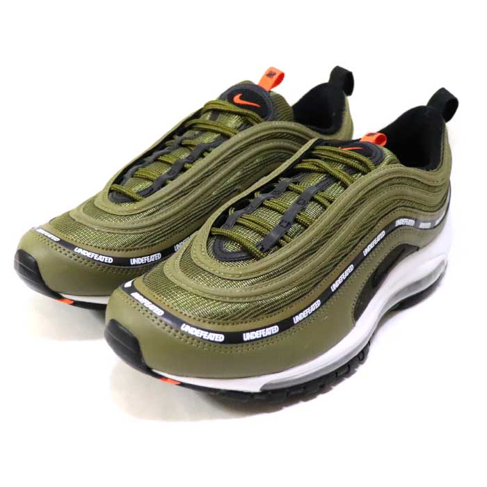 5cc97ccdf9 ... NIKE X UNDEFEATED / Nike Andy fee Ted Air Max 97 UNDFTD Green/ Air Max  ...
