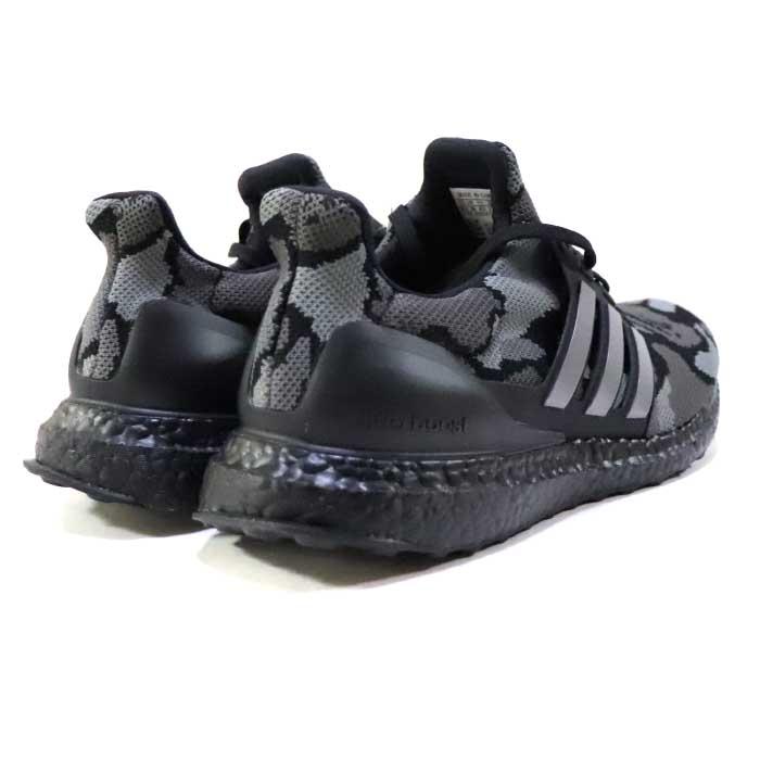 new style ce18d 85dfe BAPE / A BATHING APE X adidas / ベイプアベイシングエイプアディダス Ultra Boost 4.0/ ultra  boost CAMO BLACK / duck black black camouflage 2019SS domestic regular ...