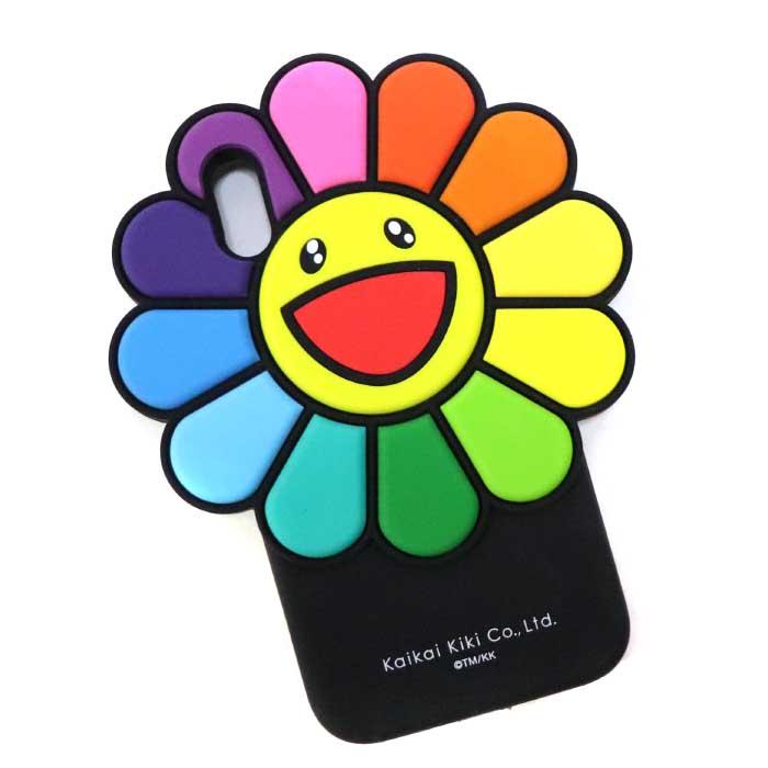 2019SS Takashi Murakami Flower silicon case. MULTICOLOR