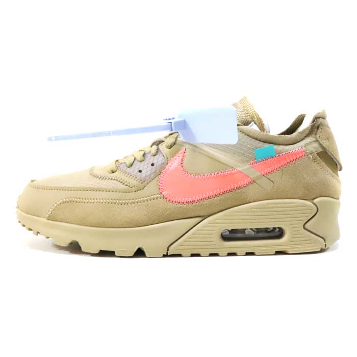 purchase cheap e4da7 8279f OFF-WHITE VIRGIL ABLOH X NIKE / off-white Virgil horsefly low x Nike AIR  MAX 90