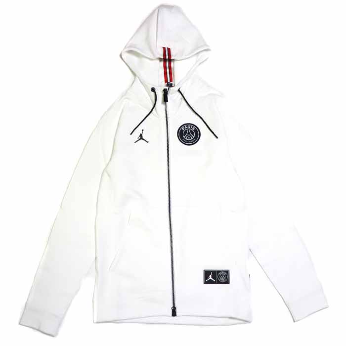 b6c789bb9 PALM NUT: NIKE X PSG Paris Saint-Germain / Nike Paris Saint-Germain Wings  Full Zip Hoodie / ウィングスフルジップフーディパーカー White / white white Air ...