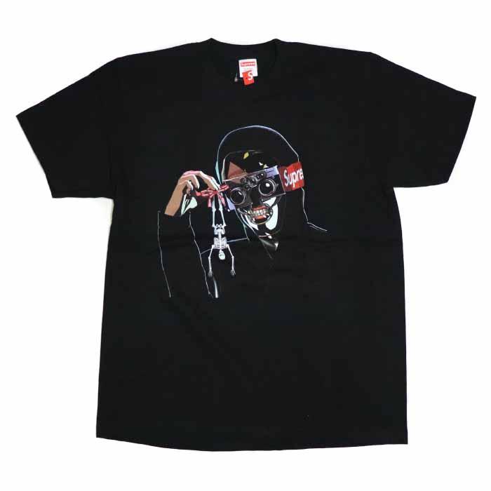 Supreme / シュプリームCreeper Tee/ クリーパー TシャツBlack / ブラック 黒2019SS 国内正規品 新古品【中古】