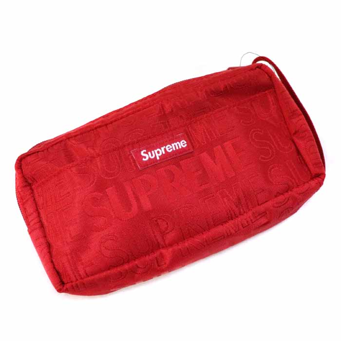 b4ffc2d0d8d PALM NUT: Supreme / シュプリーム Organizer Pouch / organizer porch Red / red red  2019SS domestic regular article old and new things product   Rakuten Global  ...