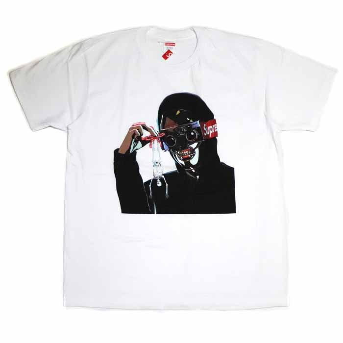 Supreme / シュプリームCreeper Tee/ クリーパー TシャツWhite / ホワイト 白2019SS 国内正規品 新古品【中古】