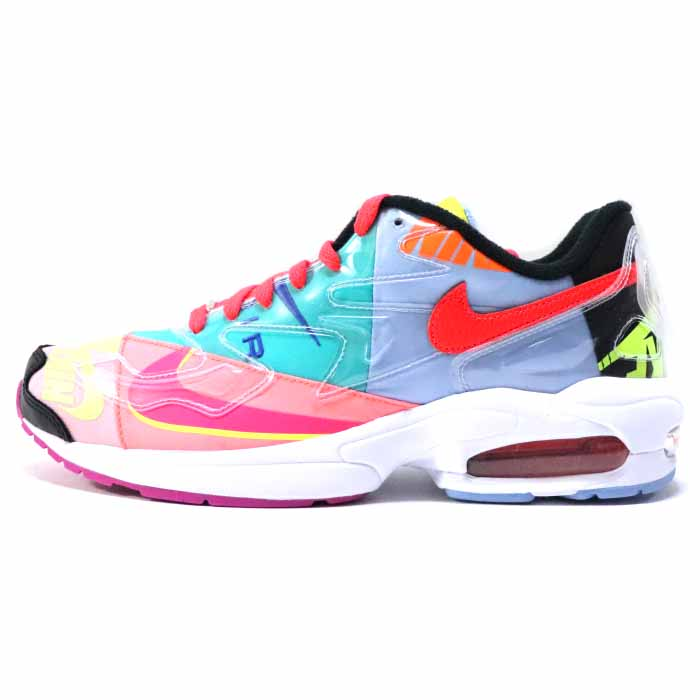 save off fc7aa 5a62e 2019 atmos X NIKE / atto- MOS Nike AIR MAX 2 LIGHT QS / Air Max 2 light  Multi/Multi / domestic regular article old and new things product equipped  ...