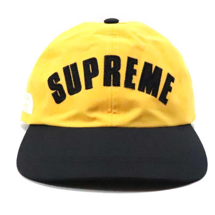 Supreme × The North Face /シュプリーム × ザ ノース フェイスArc Logo 6-Panel /アーチロゴ 6パネル キャップYellow / イエロー 黄【NM01905I】2019SS 国内正規品 新古品【中古】