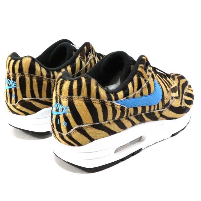 AQ0928 900 Nike Air Max 1 DLX Atmos Animal 3.0 Tiger