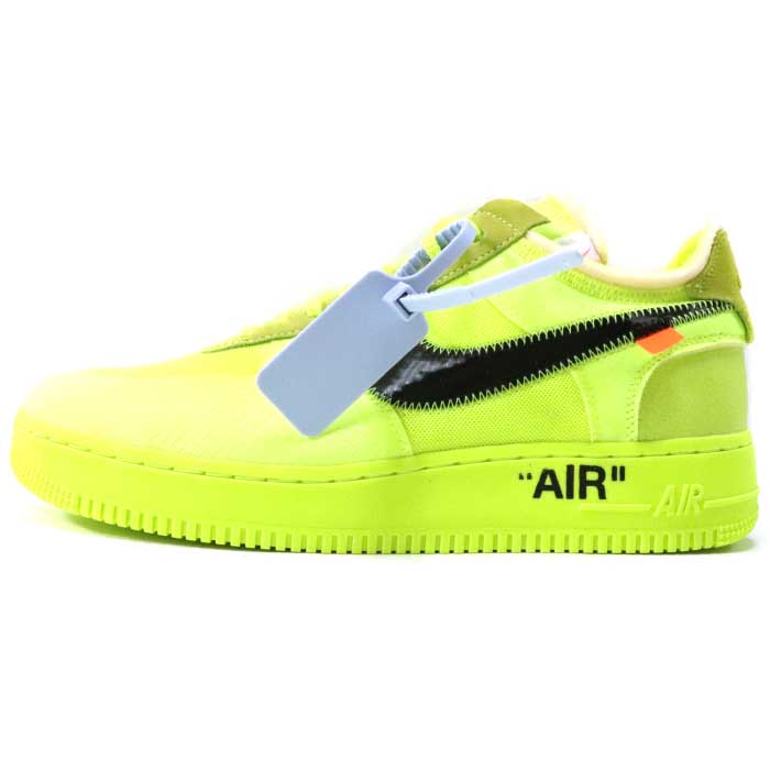OFF WHITE VIRGIL ABLOH X NIKE off white Virgil horsefly low x Nike AIR FORCE 1 LOW