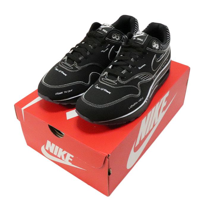 2019 NIKE Nike AIR MAX 1 SCHEMATIC BLACK エアマックスワン
