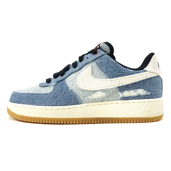 Levi's Nike By You Air Force 1 Available Now |