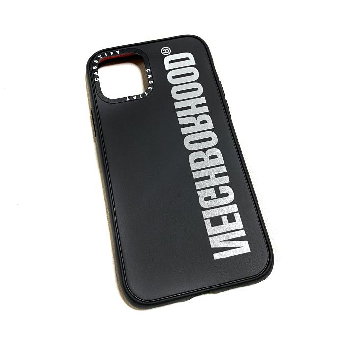 『4年保証』 本日限定 NEIGHBORHOOD ネイバーフッドNHCT . CI P-IPHONE 11 PRO CASE 新古品 2020SS正規品 ケースBLACK IPHONE 中古 プロ 黒 ブラック