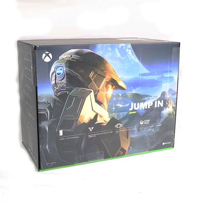 Microsoft / マイクロソフト Xbox Series X 1TB / プエックスボックス シリーズ  国内正規品 未使用 新古品【中古】