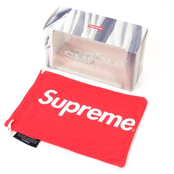 Supreme x Smith / Supreme x Smith Cariboo OTG Ski Goggles and ski snowboard goggles Red / Red Red 15 FW genuine tagged pre-owned domestic