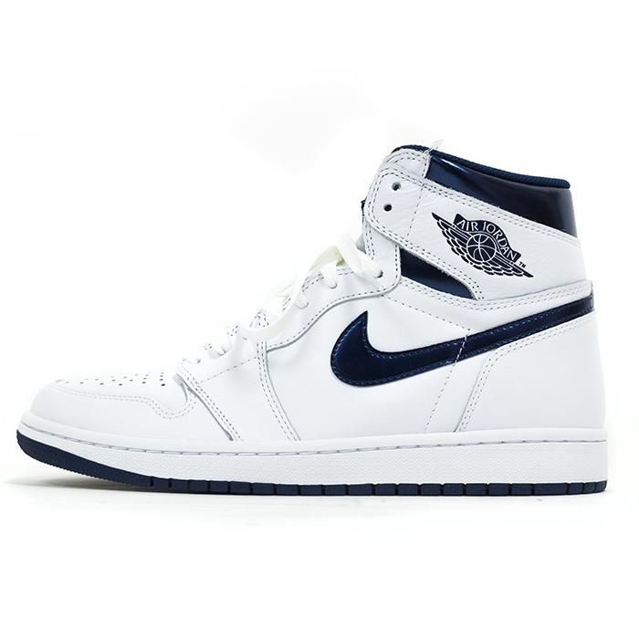 Domestic genuine NIKE Nike AIR JORDAN 1 HIGH OG Air Jordan high