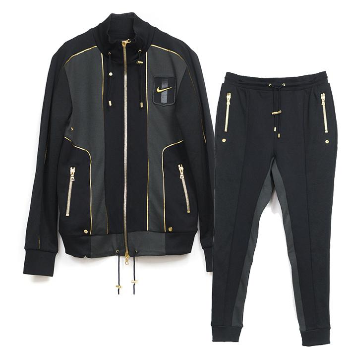 2650a2ff ... National Eagle NIKELAB×OLIVIER ROUSTEING nyquillabo × Olivier Rustam  Balmain Lion Track Jacket Pants Setup ...